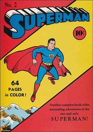 Superman (1939) 2-A