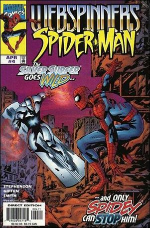 Webspinners: Tales of Spider-Man 4-A