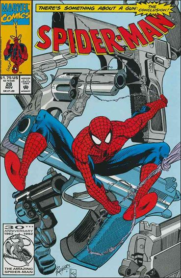 Spider-Man 28-A by Marvel