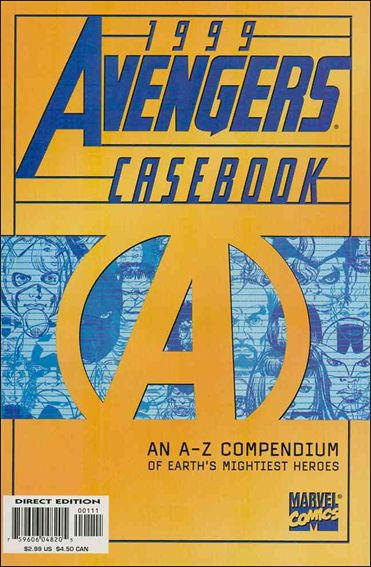 Avengers Casebook 1999-A by Marvel