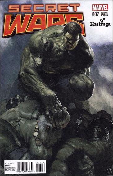 Secret Wars 7-H by Marvel