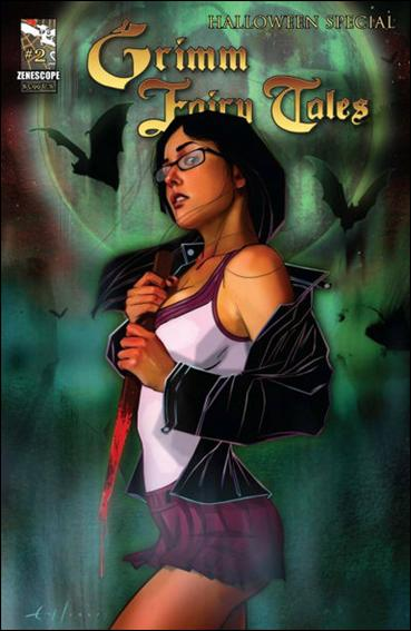 Grimm Fairy Tales: Halloween Special 2-B by Zenescope Entertainment