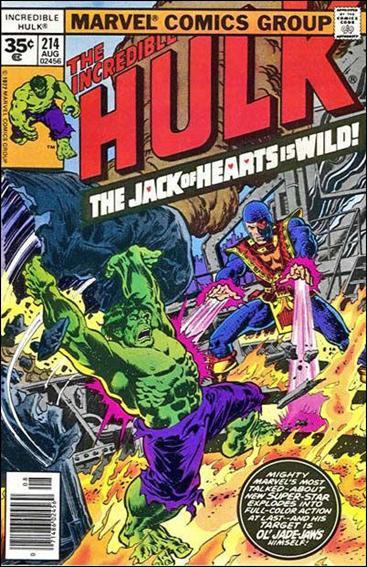 Incredible Hulk (1968) 214-B by Marvel