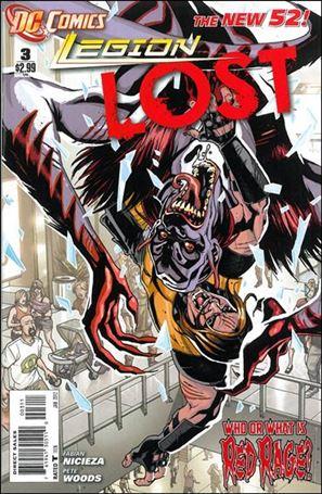Legion Lost (2011) 3-A