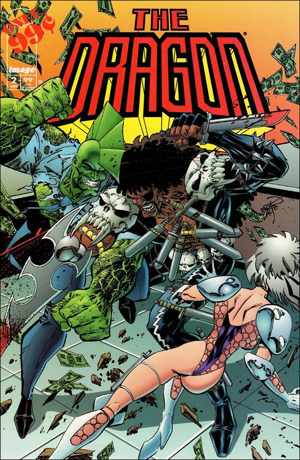 Dragon (1996) 2-A by Image