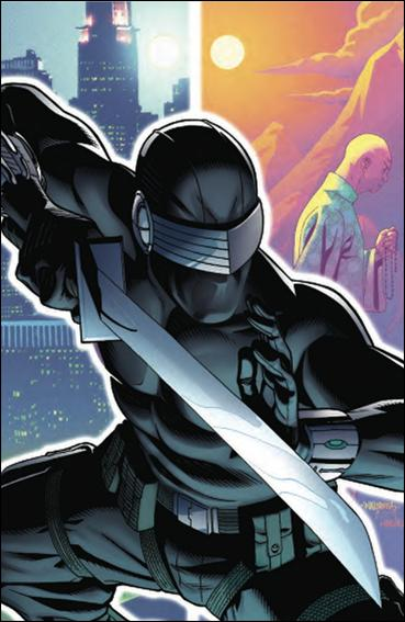 G.I. Joe (2008) 14-C by IDW