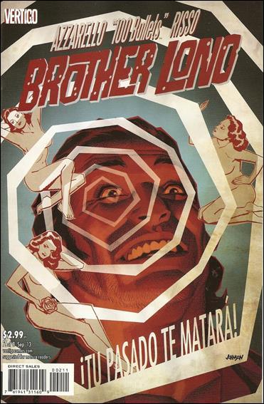 100 Bullets: Brother Lono 2-A by Vertigo