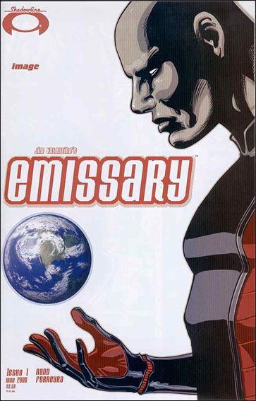 Emissary (2006) 1-A by Image