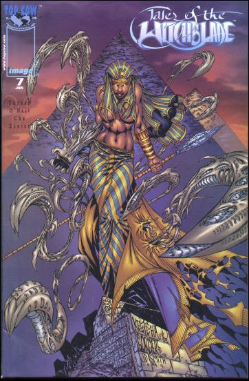 Tales of the Witchblade 7-C by Top Cow