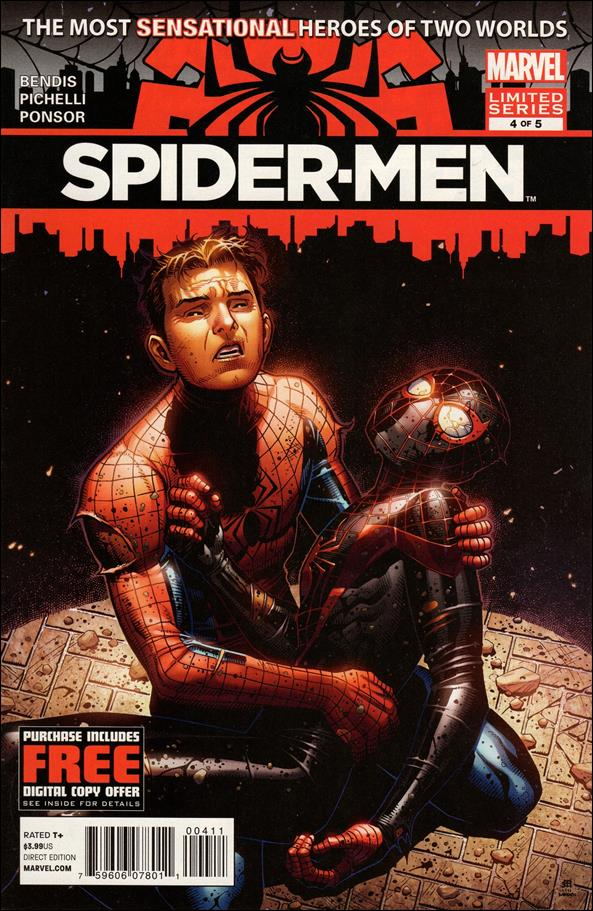 Spider-Men 4-A by Marvel