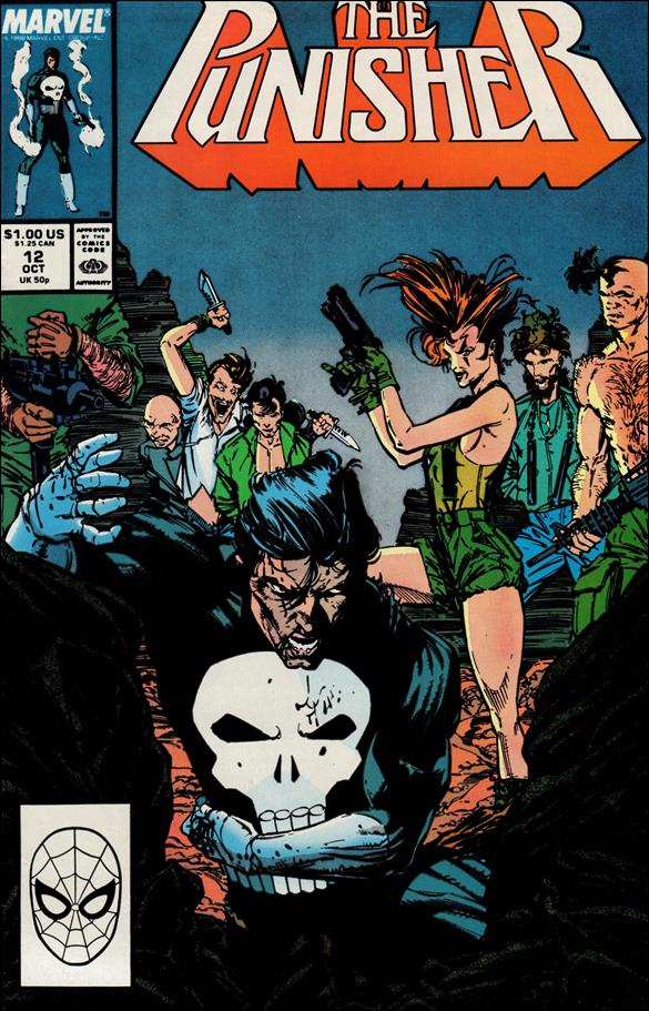 Punisher (1987) 12-A by Marvel