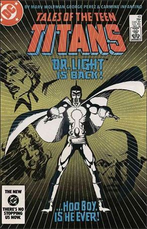 Tales of the Teen Titans 49-A