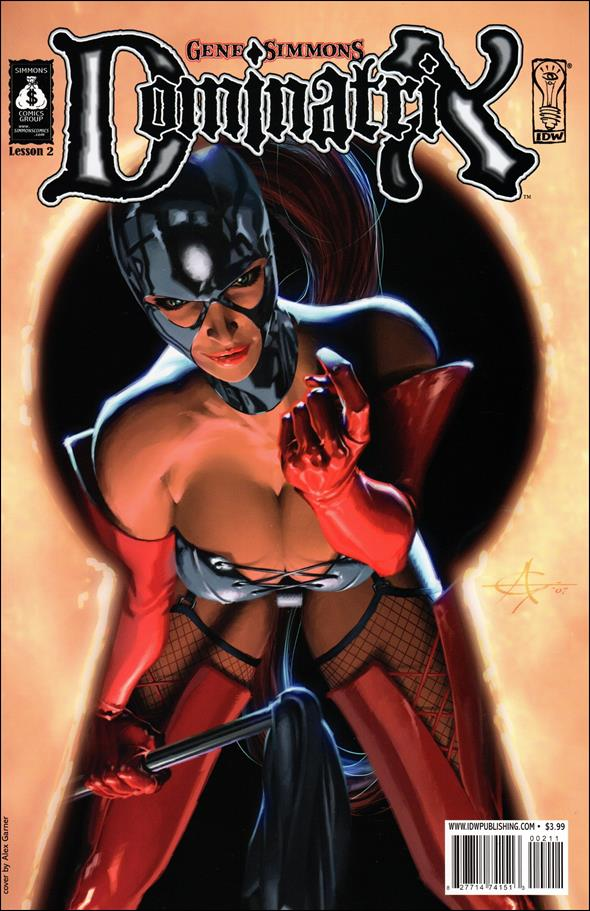 Dominatrix 2-A by IDW