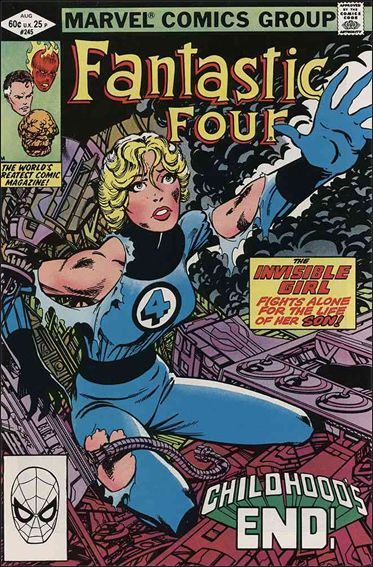 Fantastic Four (1961) 245-A by Marvel
