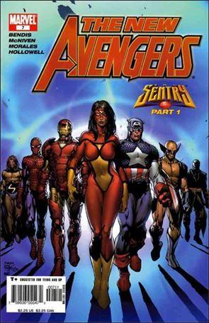 New Avengers (2005) 7-A