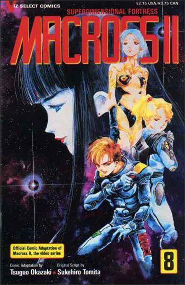 Macross II 8-A by Viz