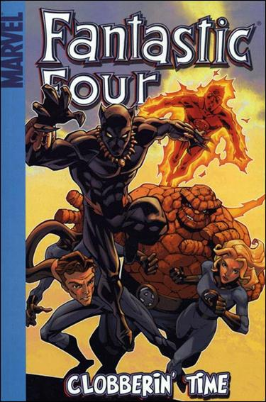 Fantastic Four: Clobberin' Time nn-A by Marvel
