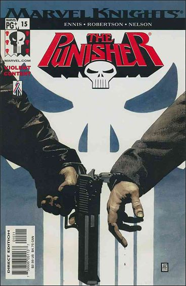 Punisher (2001) 15-A by Marvel