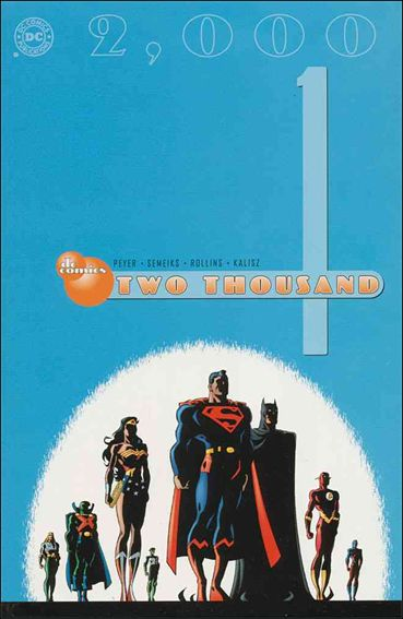 DC 2000 1-A by DC