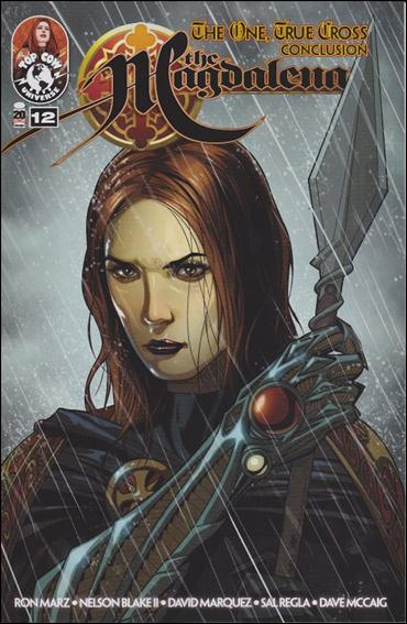 Magdalena (2010) 12-A by Top Cow