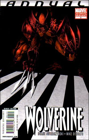 Wolverine Annual '2'-B by Marvel
