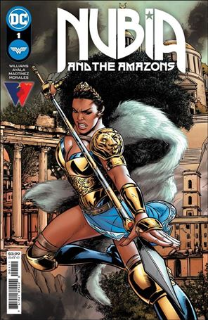 Nubia and the Amazons 1-A