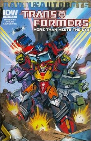 Transformers: More Than Meets the Eye (2012) 29-C