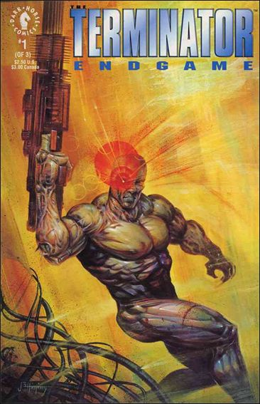 Terminator: Endgame 1-A by Dark Horse