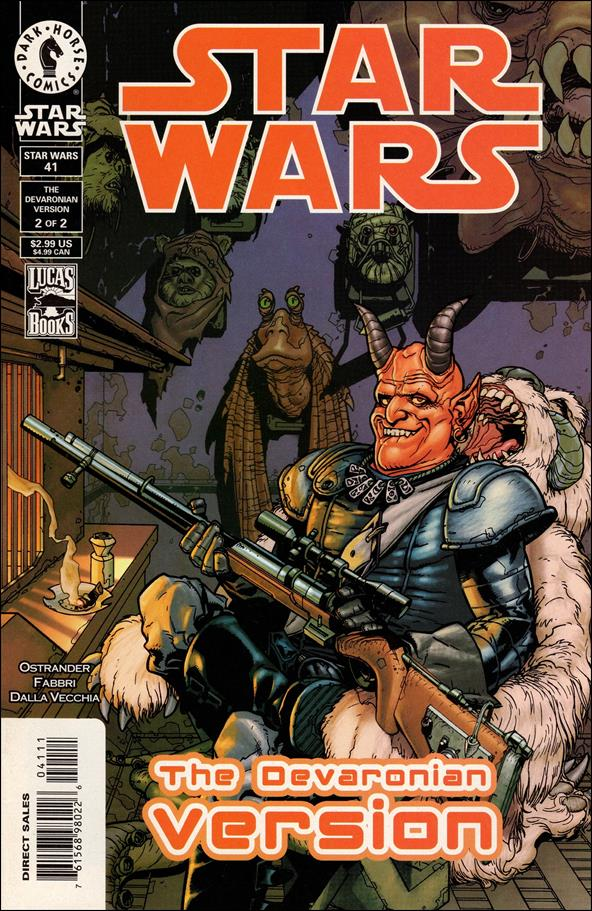 Star Wars/Star Wars Republic 41-A by Dark Horse