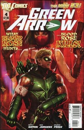Green Arrow (2011) 4-A
