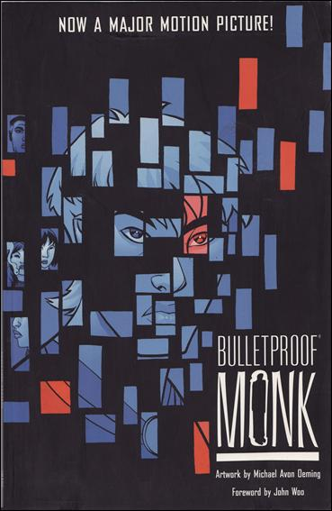 Bulletproof Monk 1-A by Image