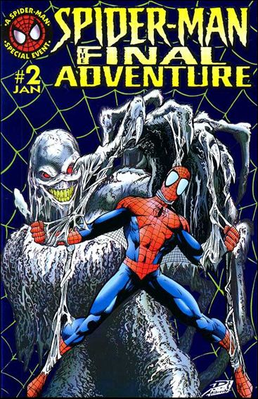 Spider-Man: The Final Adventure 2-A by Marvel