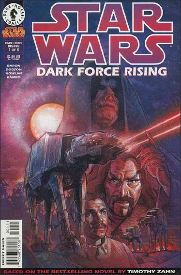 Star Wars: Dark Force Rising 1-A by Dark Horse