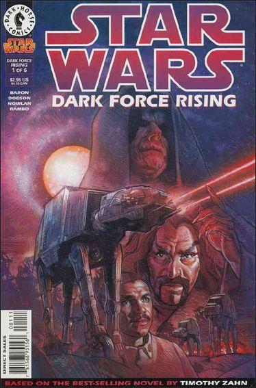 Star Wars: Dark Force Rising 1-A by Dark Horse