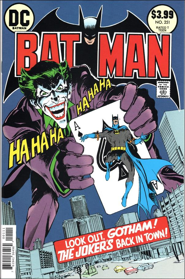 Batman (1940) 251-B by DC