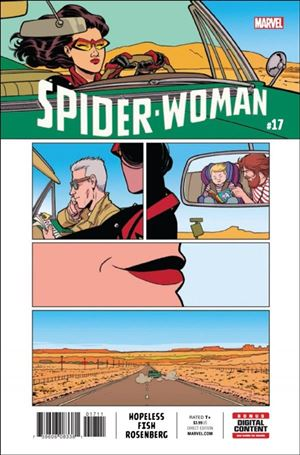 Spider-Woman (2016) 17-A