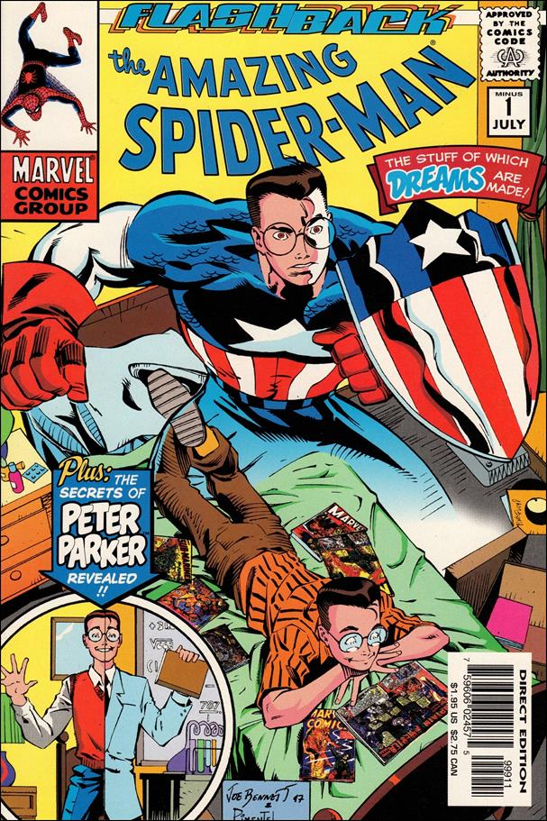 Amazing Spider-Man (1963) -1-A by Marvel