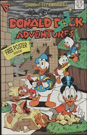 Walt Disney's Donald Duck Adventures (1987) 12-A