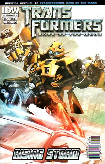 Transformers: Rising Storm 2-A by IDW