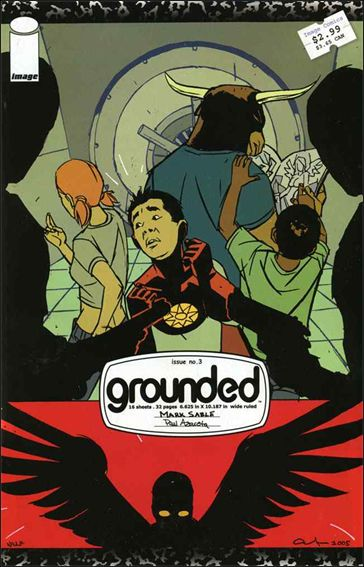 Grounded 3-A by Image