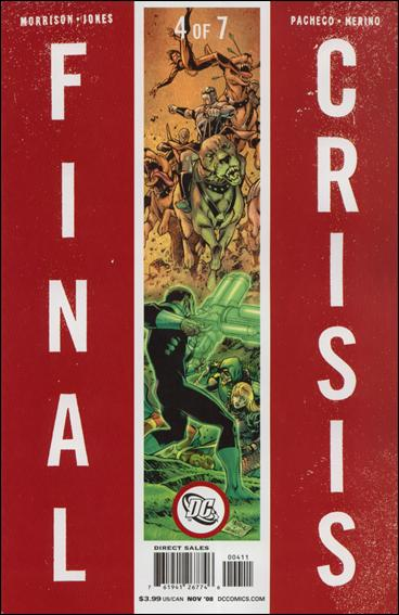 Final Crisis 4-A by DC
