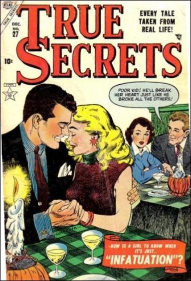 True Secrets 27-A by Atlas