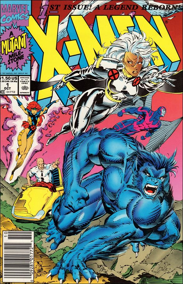 X-Men (1991) 1-A by Marvel