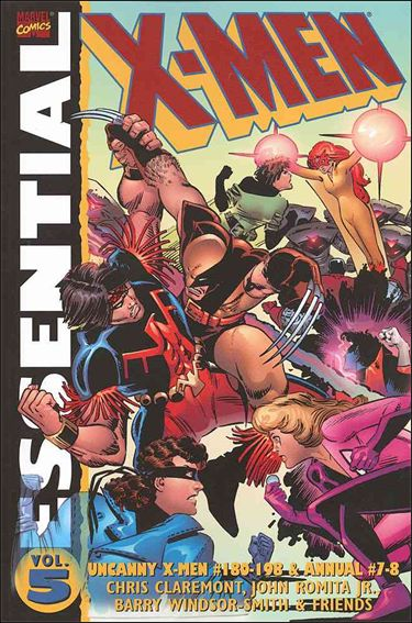 Essential X-Men 5-A by Marvel