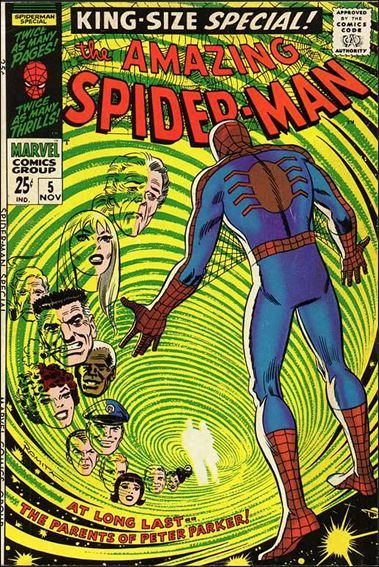 Amazing Spider-Man Annual (1964) 5-A by Marvel
