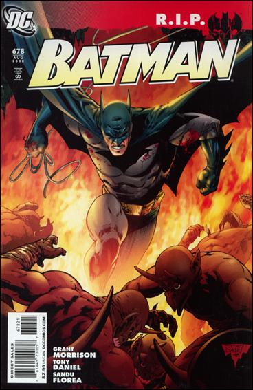 Batman (1940) 678-B by DC