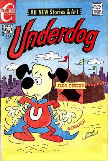 Underdog (1970) 7-A by Charlton
