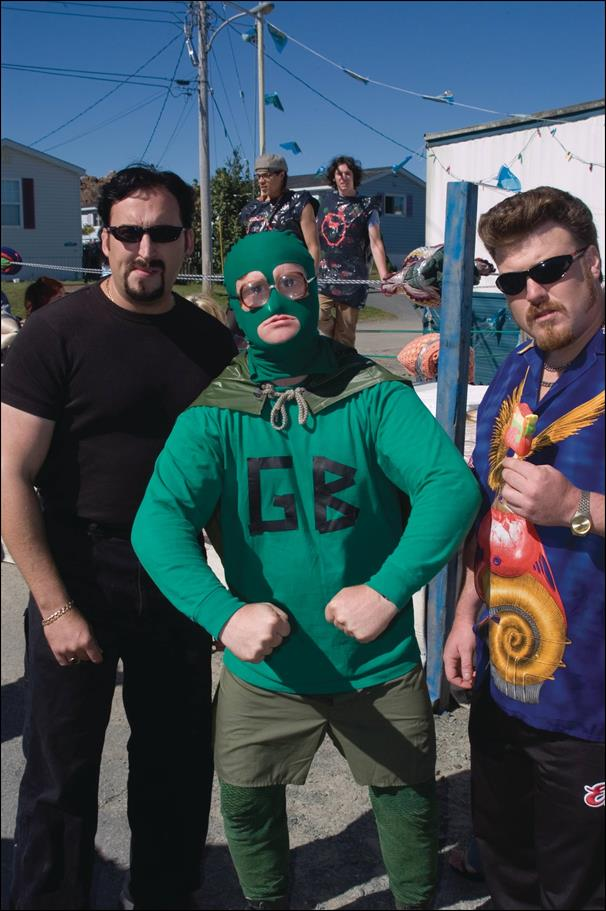 Trailer Park Boys: Bagged and Boarded nn-D by Devil's Due