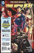 DC Comics - The New 52 FCBD Special Edition 1-E