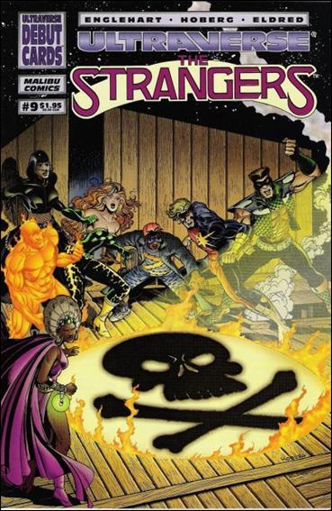Strangers (1993) 9-A by Malibu